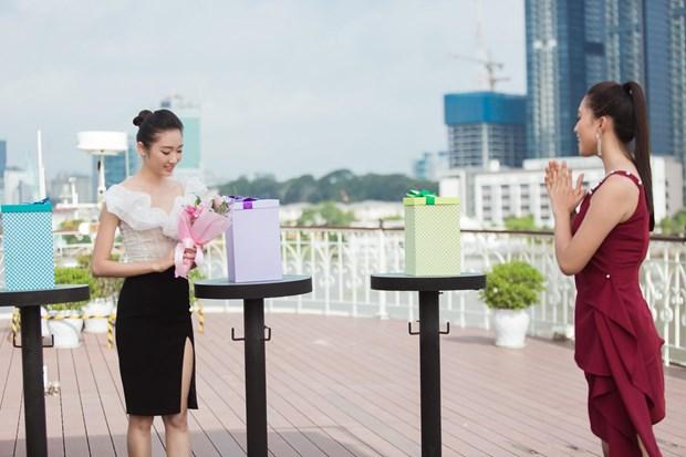 Miss World Viet Nam truyen cam hung song dep qua cac du an nhan ai hinh anh 2