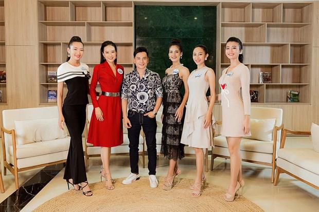 Miss World Viet Nam: Thi sinh bay to quan diem qua cac de tai 'nong' hinh anh 2