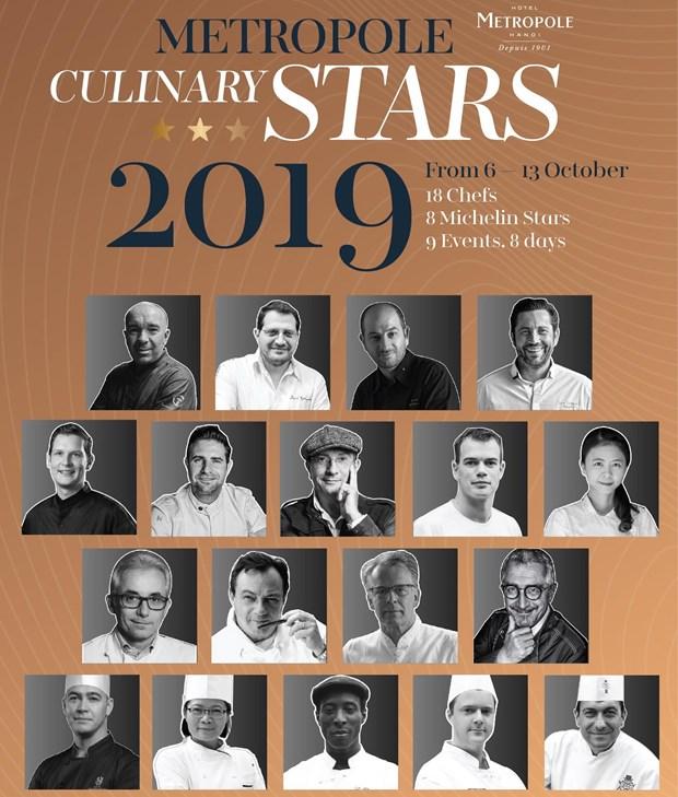 Metropole Culinary Stars: Tuan am thuc quy tu 18 sieu dau bep the gioi hinh anh 5