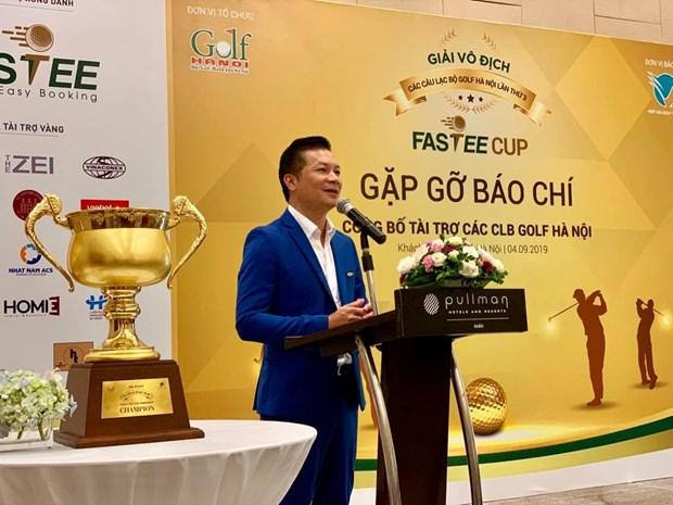 Fastee Cup: Tinh than thuong vo danh cho tat ca cac golf thu Ha Noi hinh anh 2