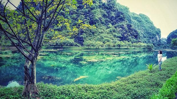 Ninh Binh: Thoi cua du lich hang dong trong long di san the gioi hinh anh 1