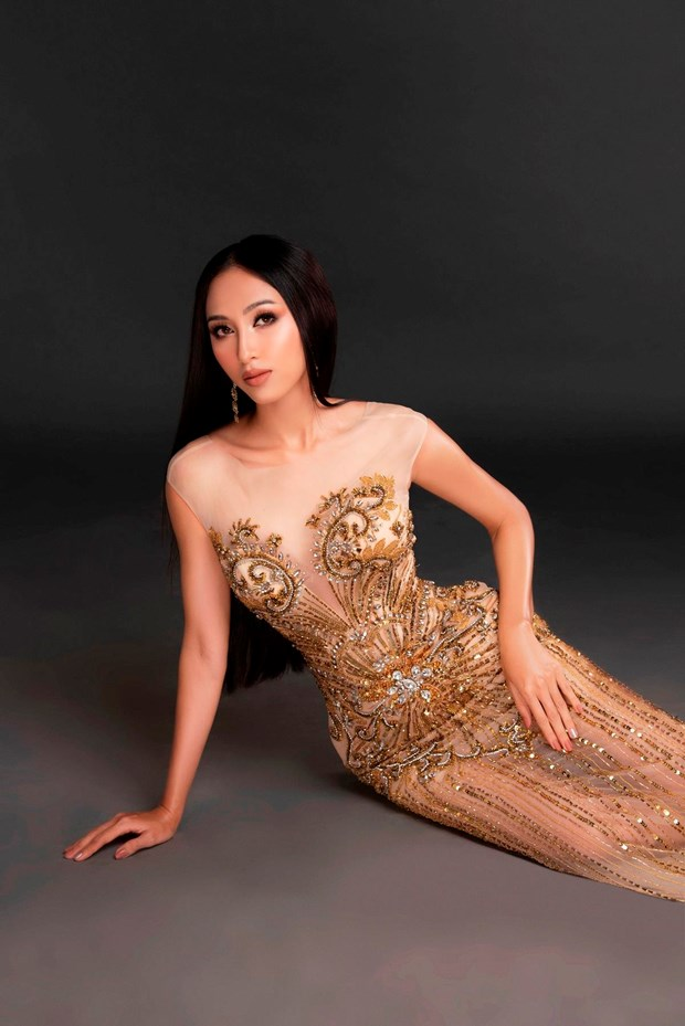 Nguoi dep Thu Hien duoc cu thi Hoa hau chau A Thai Binh Duong hinh anh 2