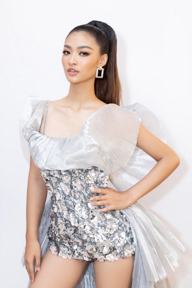 Miss Grand International: Lo phac thao bo quoc phuc cua Kieu Loan hinh anh 3