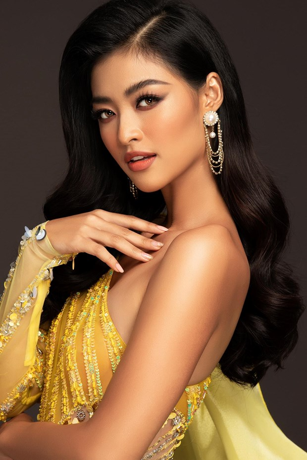 Miss Grand International: Lo phac thao bo quoc phuc cua Kieu Loan hinh anh 1