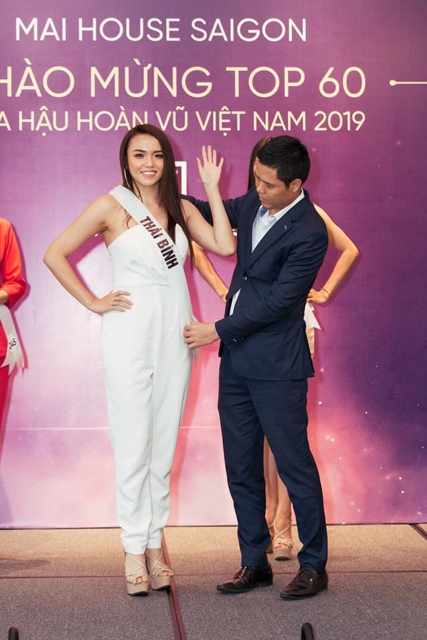 Hoa hau Hoan vu: Top 60 thi sinh tu hao deo dai bang tinh, thanh hinh anh 1