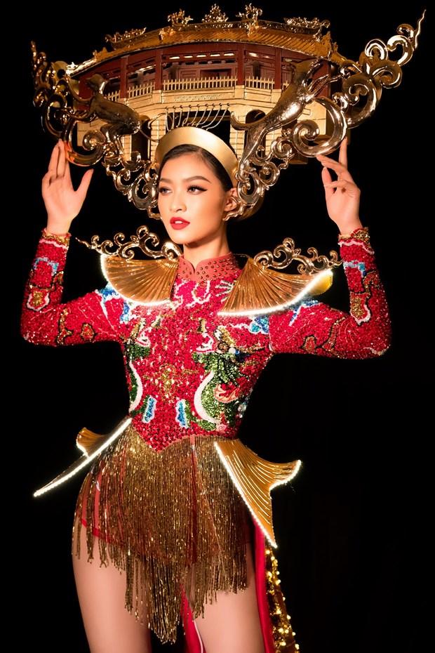 Miss Grand International: Chuyen gia quoc te het loi khen Kieu Loan hinh anh 2
