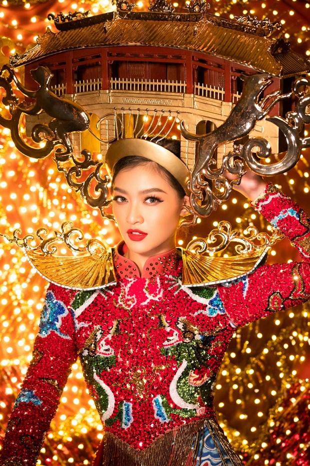 Miss Grand International: Chuyen gia quoc te het loi khen Kieu Loan hinh anh 3
