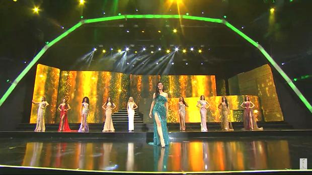 Kieu Loan 'nguoc dong' tien thang vao top 10 Miss Grand International hinh anh 3