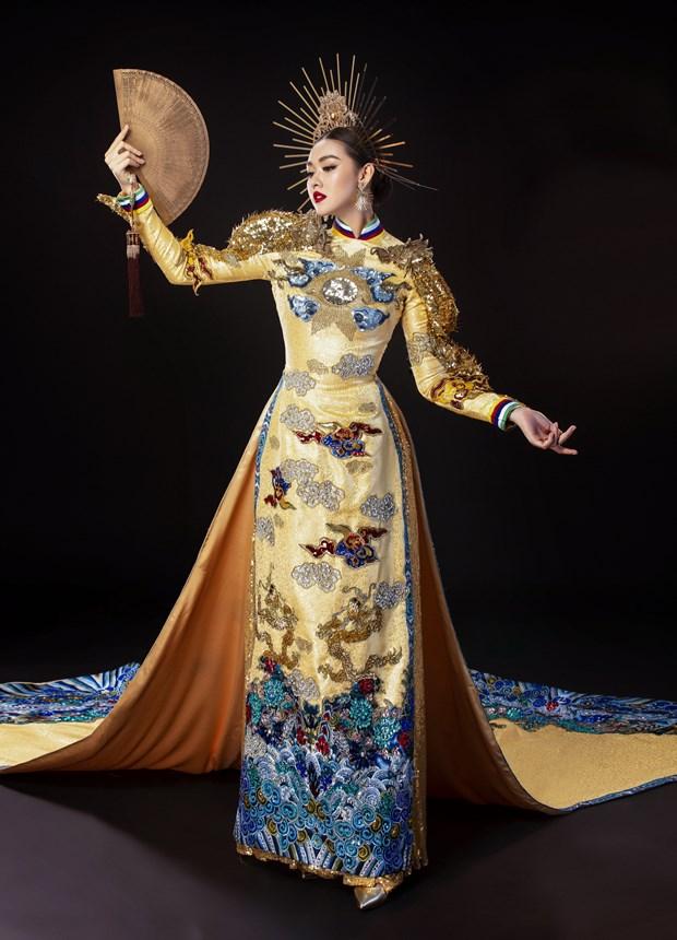 Chung ket Miss International: Tuong San lap ky luc, lot top 8 hinh anh 1