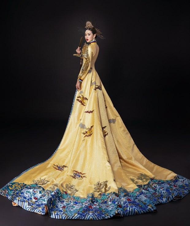 Chung ket Miss International: Tuong San lap ky luc, lot top 8 hinh anh 2