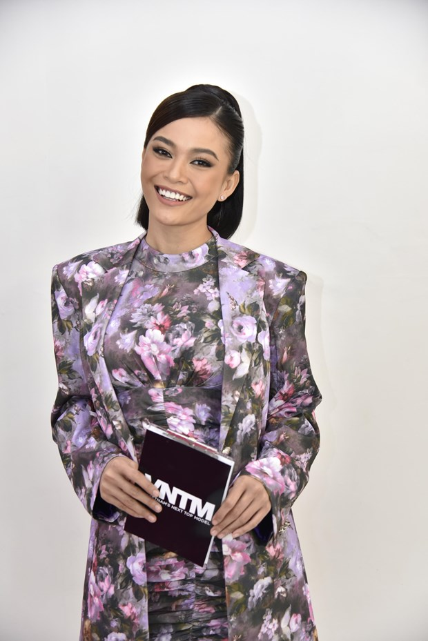 Vietnam's Next Top Model: Cuoc cham tran kich tinh cua top 30 hinh anh 2
