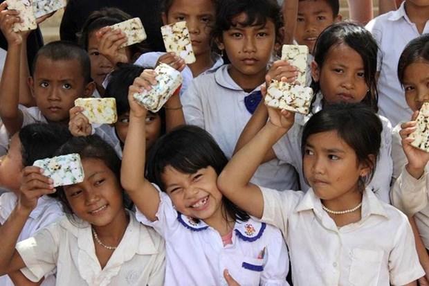 ''Soap for Hope'': Chung tay tai che xa phong vi cong dong hinh anh 3