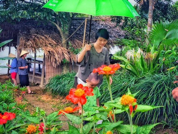 Tay Bac se tro thanh trung tam du lich cong dong quoc gia? hinh anh 1