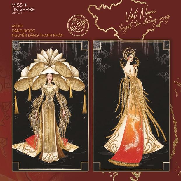 Miss Universe 2020: Nhung 'Tuyet tac duong cong' cho dai dien Viet Nam hinh anh 3