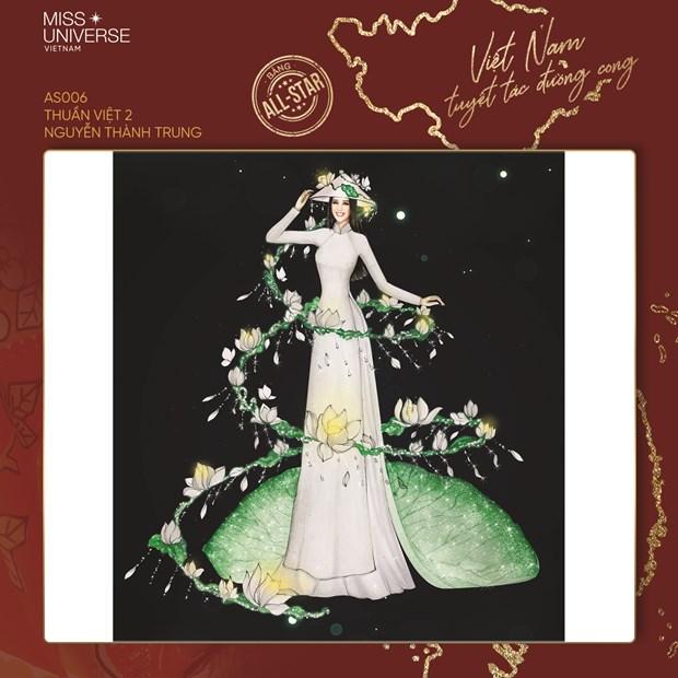 Miss Universe 2020: Nhung 'Tuyet tac duong cong' cho dai dien Viet Nam hinh anh 6