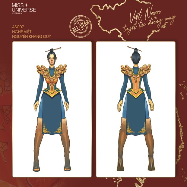 Miss Universe 2020: Nhung 'Tuyet tac duong cong' cho dai dien Viet Nam hinh anh 7