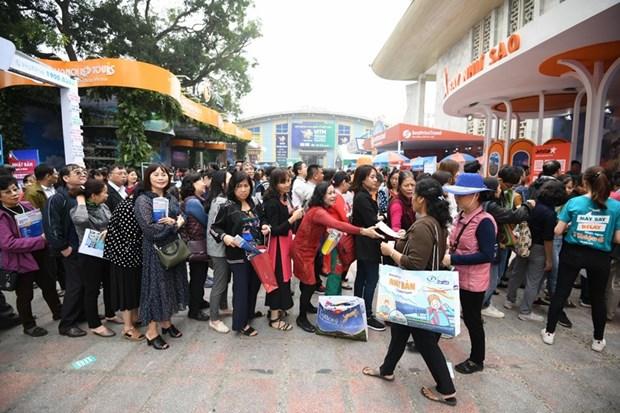 VITM Ha Noi 2020: ''Du lich Viet Nam huong toi tuong lai'' hinh anh 2