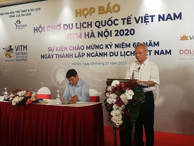 VITM Ha Noi 2020: ''Du lich Viet Nam huong toi tuong lai'' hinh anh 3