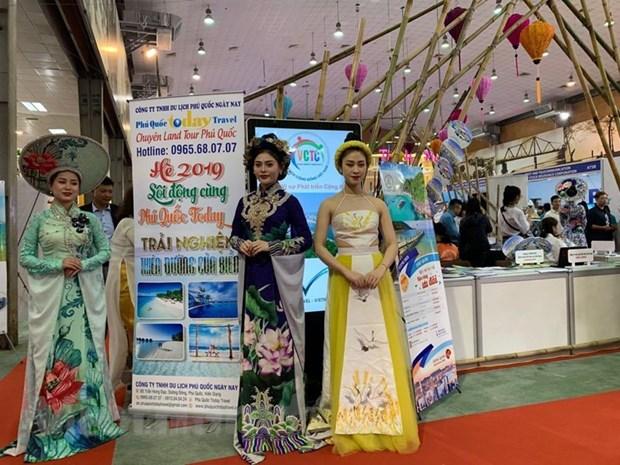 VITM Ha Noi 2020: ''Du lich Viet Nam huong toi tuong lai'' hinh anh 1