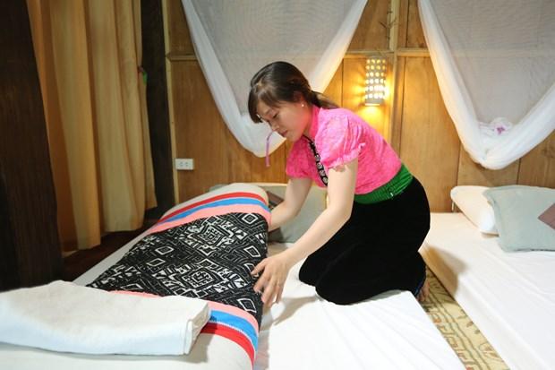 Lan toa ban sac van hoa nguoi Thai bang du lich cong dong hinh anh 5
