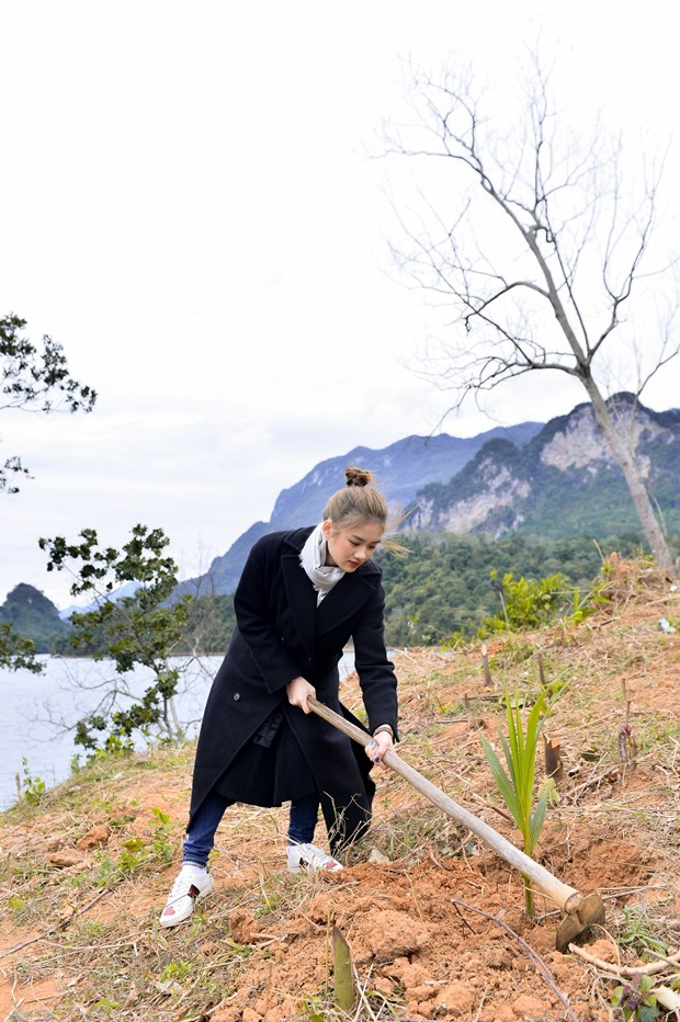 Top 10 Hoa khoi Du Lich Viet Nam 2020 phu xanh dat trong o Tuyen Quang hinh anh 3