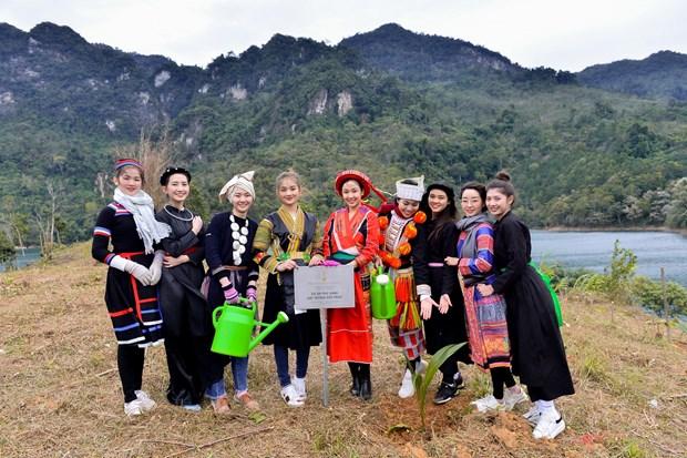 Top 10 Hoa khoi Du Lich Viet Nam 2020 phu xanh dat trong o Tuyen Quang hinh anh 2