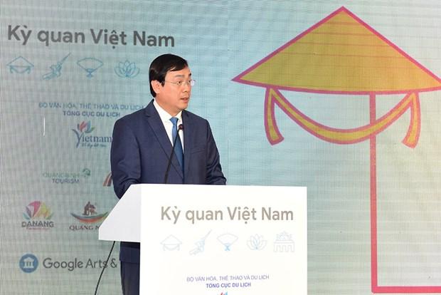 'Google Arts and Culture': Quang ba ve dep Viet Nam bang cong nghe so hinh anh 1