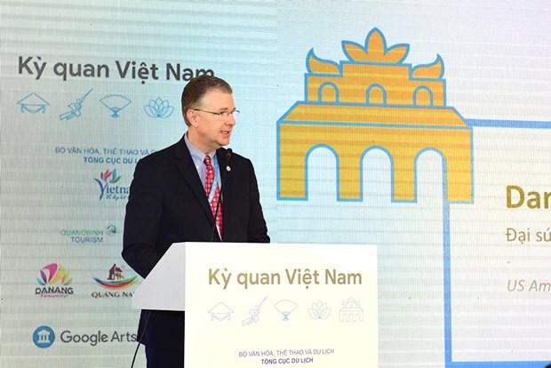 'Google Arts and Culture': Quang ba ve dep Viet Nam bang cong nghe so hinh anh 2