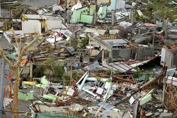 Philippines xac nhan hon 2.350 nguoi chet vi bao Haiyan hinh anh 1