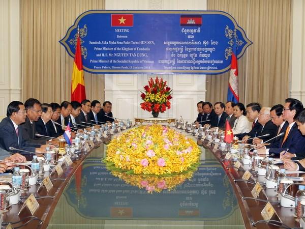 Viet Nam va Campuchia huong den kim ngach 5 ty USD hinh anh 1