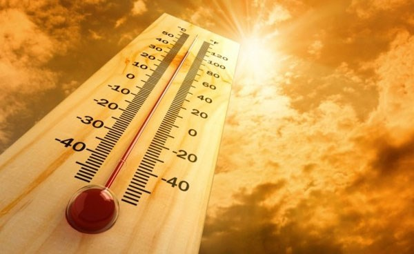 Kết quả hình ảnh cho nhiệt độ nóng lên