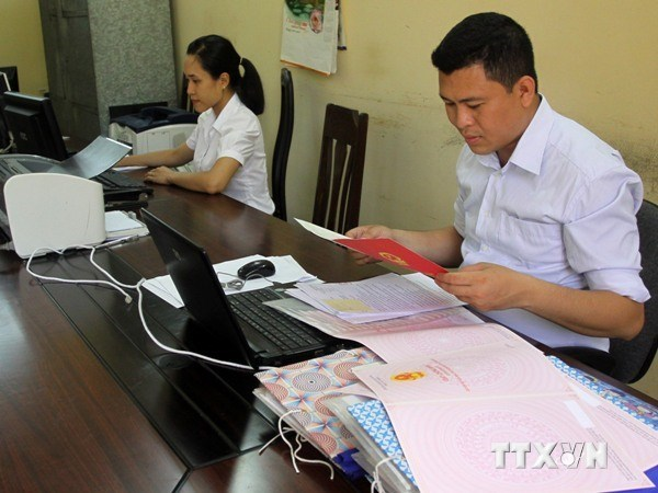 Tu 7/2015, Ha Noi se phat cac to chuc chua dang ky dat dai hinh anh 1