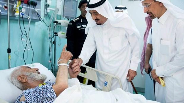 Saudi Arabia cam ket tim nguyen nhan sap can cau o Mecca hinh anh 1