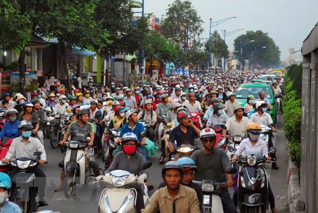 Dau dau tim giai phap han che un tac o Thanh pho Ho Chi Minh hinh anh 2