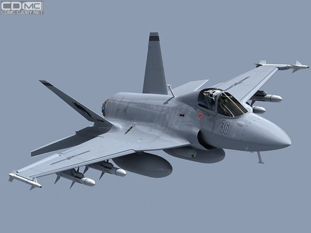 Trung Quoc, Pakistan cung xuat khau may bay JF-17 nang cap hinh anh 1