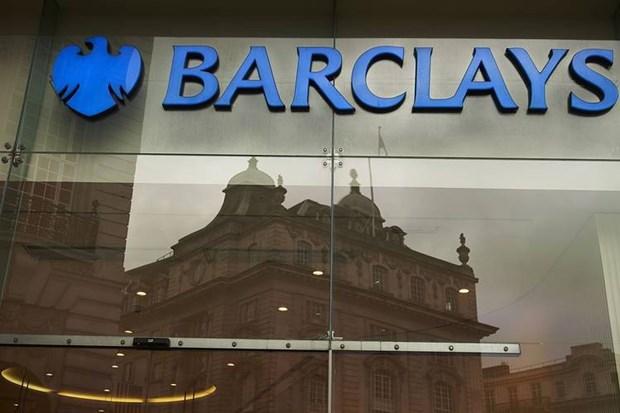 Barclays tiep tuc doi mat voi khoan phat moi 150 trieu USD hinh anh 1
