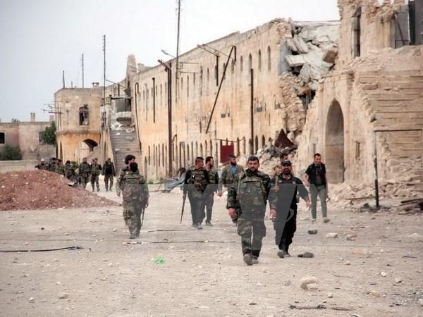 Iran tiep tuc ho tro chinh quyen Syria duoi
