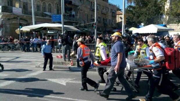 An ninh Israel ban chet 3 nguoi Palestine ngoai thanh co Jerusalem hinh anh 1