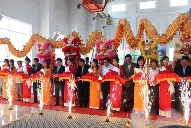 Khanh thanh Nha may thuy dien Krong No 3 tren song Serepok hinh anh 1