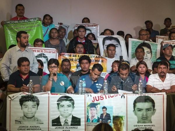 Vu 43 sinh vien mat tich o Mexico nam 2014: Bi an khong loi dap hinh anh 1