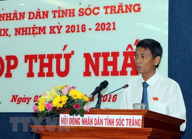Lam Dong, Tay Ninh va Soc Trang bau cac chuc danh chu chot hinh anh 1