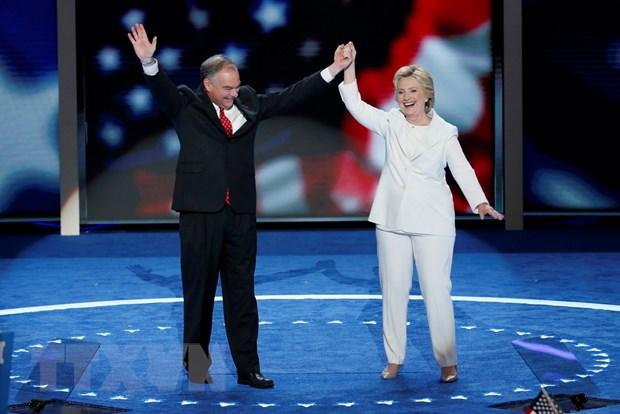 Con duong tro thanh tong thong cua ba Hillary con nhieu chong gai hinh anh 2