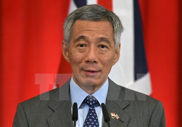 Thu tuong Singapore Ly Hien Long se tham chinh thuc My 1 tuan hinh anh 1