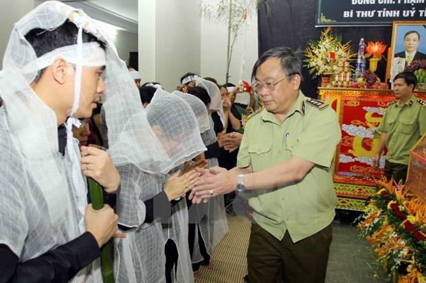 Thu truong Bo Cong an chi dao dieu tra vu trong an tai Yen Bai hinh anh 1