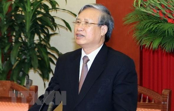 Viet Nam-Trung Quoc trao doi kinh nghiem ve kiem tra xay dung Dang hinh anh 1