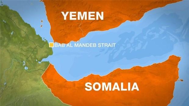 Phien quan Houthi tan cong tau hai quan UAE ngoai khoi Yemen hinh anh 1