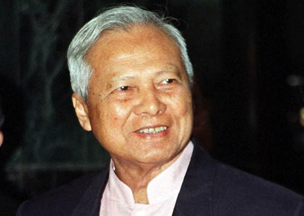Chu tich Hoi dong co mat Thai Lan Prem Tinsulanonda se nhiep chinh hinh anh 1