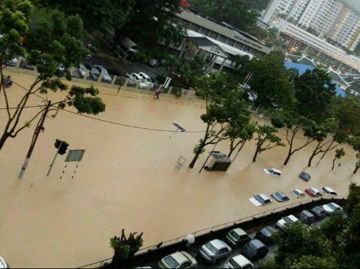 Malaysia: Penang ngap nang trong dip le hoi anh sang Deepavali hinh anh 1