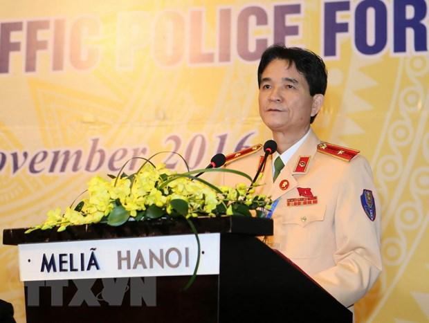 Be mac Dien dan Canh sat giao thong ASEAN lan thu nhat tai Ha Noi hinh anh 1