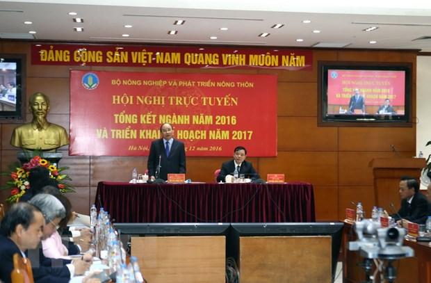 Thu tuong: Bai bo rao can the che vi nong nghiep va nong thon hinh anh 1